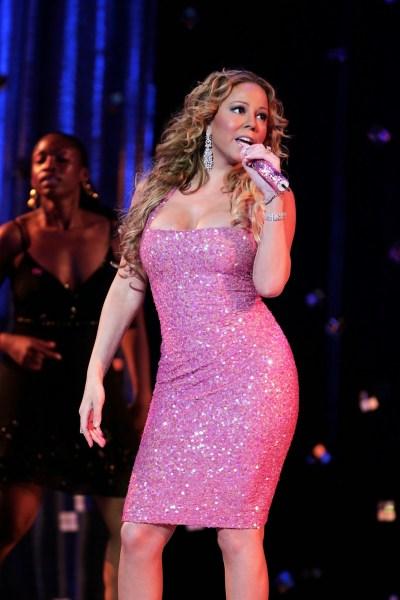 Mariah Carey Arena Monterrey