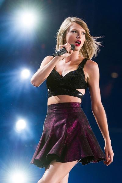 Taylor Swift Forbes 2016