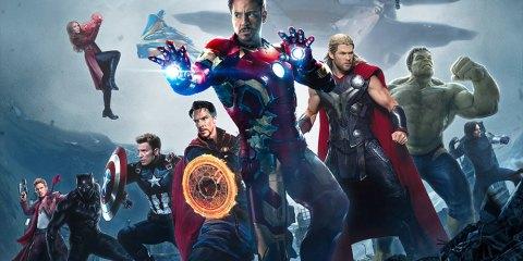 trailer Avengers Infinity War