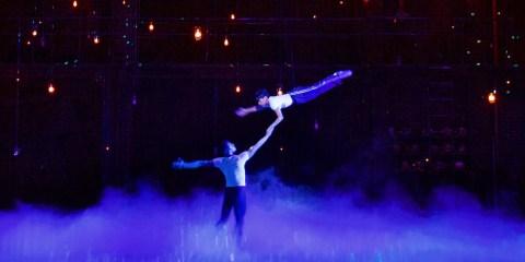 Billy Elliot Teatro Galerias