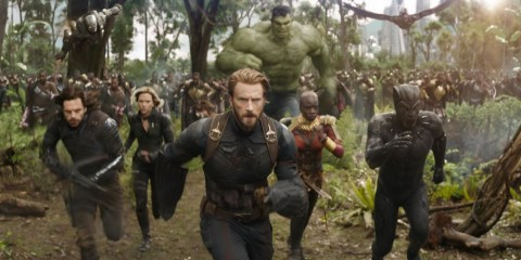 Avengers en Mexico