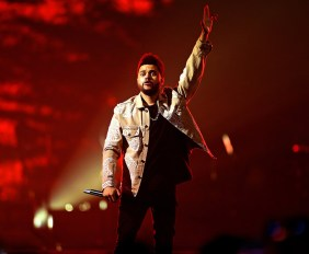 The Weeknd Tecate Live Out