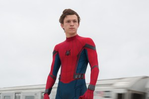 Spiderman Far for Home