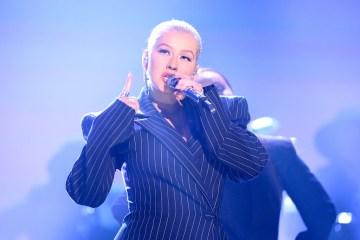 Christina Aguilera Liberation Tour