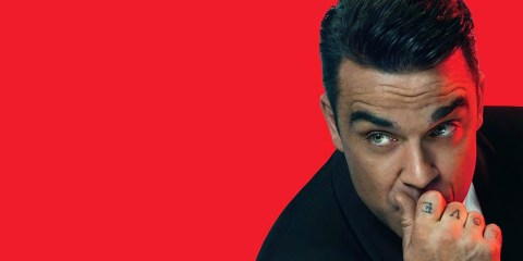 Robbie Williams live Las Vegas