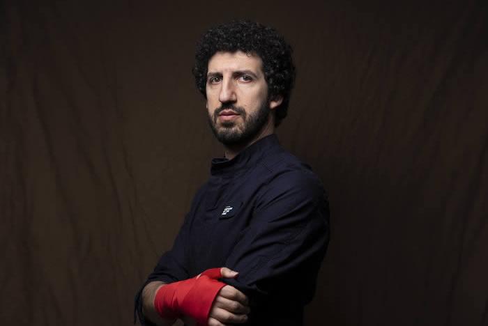 Marwán explora sonidos en 'El Viejo Boxeador'