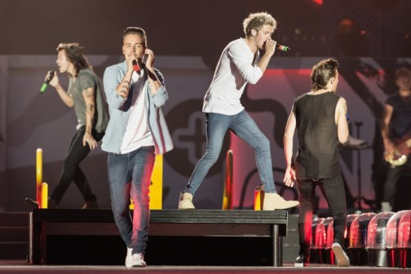 Apple Music Festival One Direction