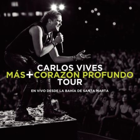 Carlos Vives en vivo Santa Marta