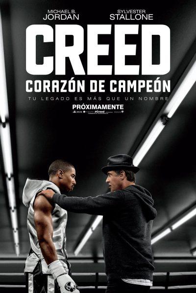 Creed Corazon de Campeón