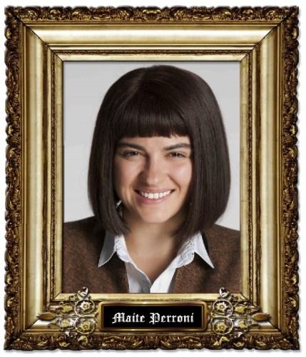 Cuadro de Honor Maite Perroni