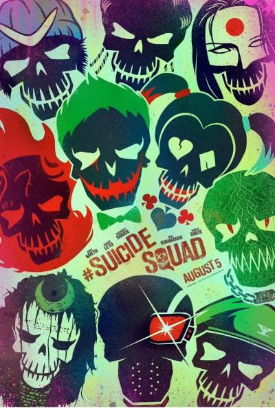 Escuadron Suicida poster