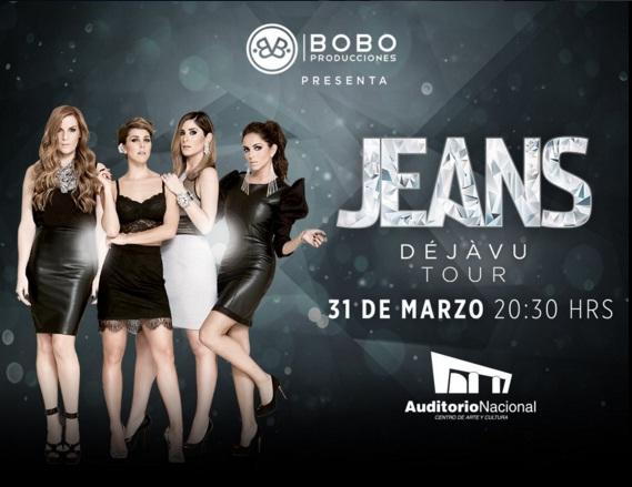 Jeans Auditorio Nacional