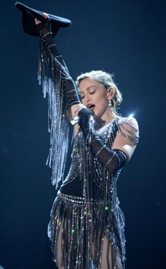 Madonna Rebel Heart Tour Mexico