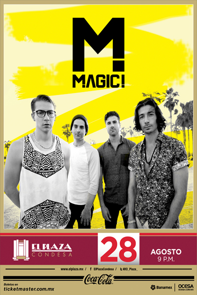 Magic Plaza Condesa