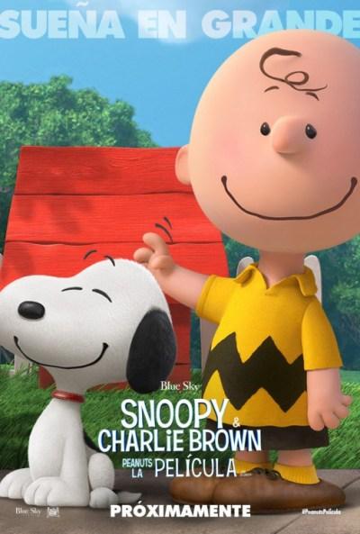 pelicula Snoopy & Charlie Brown