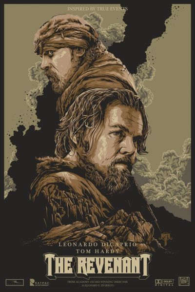The Revenant-Leonardo Di Caprio