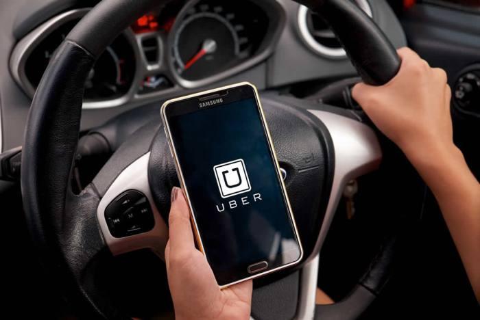 Uber conduccion automática