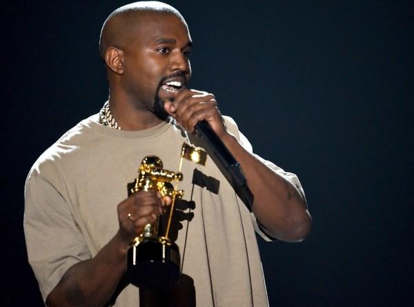 VMAs 2015 Kanye West