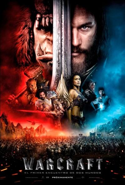 Warcraft nuevo poster