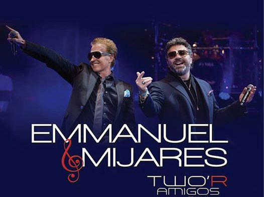 Emmanuel y Mijares Guadalajara