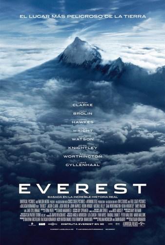 pelicula Everest 2015