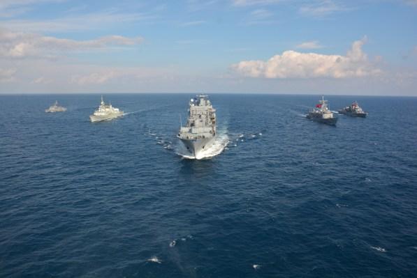 Operativo de la OTAN que trabajará en el Egeo. / NATO.int