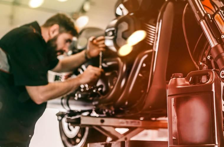 Dicas de manutenção da moto