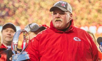 Andy Reid, coach de los Chiefs (2013-actualidad)