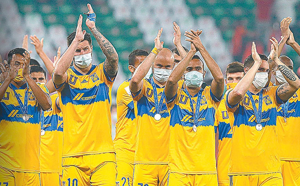 Tigres subcampeón