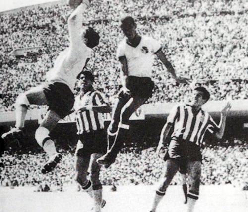 America vs Guadalajara 1959