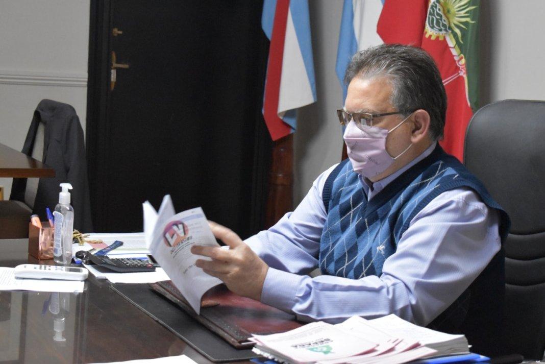 intendente Concordia Alfredo Francolini
