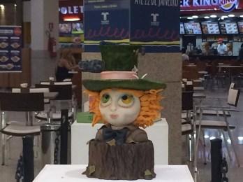 """Exposição """"Bolos Artísticos"""" é a nova atração do Taubaté Shopping"""