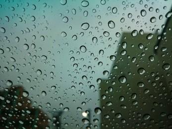 Chuva lenta