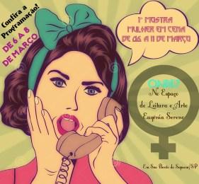 1° Mostra – Mulheres em Cena