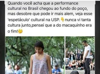 O Paraíba, a vida e a performance da USP