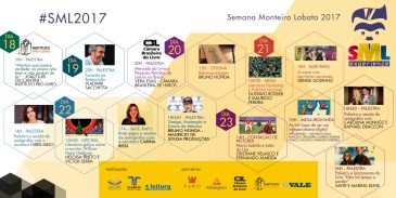 Semana Monteiro Lobato em Taubaté