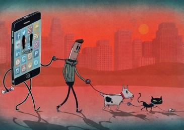 Steve Cutts – Arte retratando a realidade!