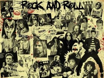 Hoje é dia de Rock, baby!