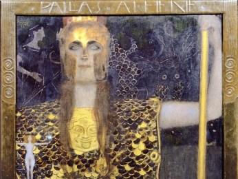 O mito de Atená de Palas