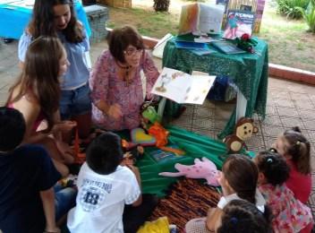 Festa Literária em Itanhandu