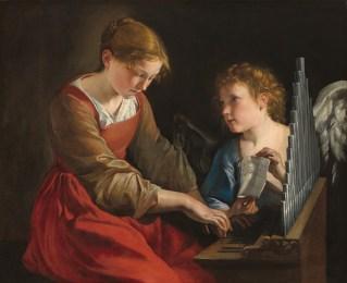 Santa Cecília – Padroeira da Música