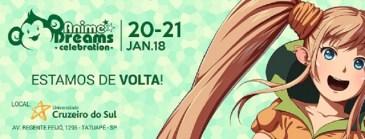 Anime Dreams Celebration!