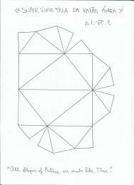 Supersimetria da Razão Áurea