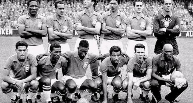 Como os jogadores brasileiros superaram o racismo para conquistar a Copa do Mundo pela primeira vez