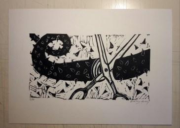 Exposição de Beatriz Amaral e Kenia D'Angelo