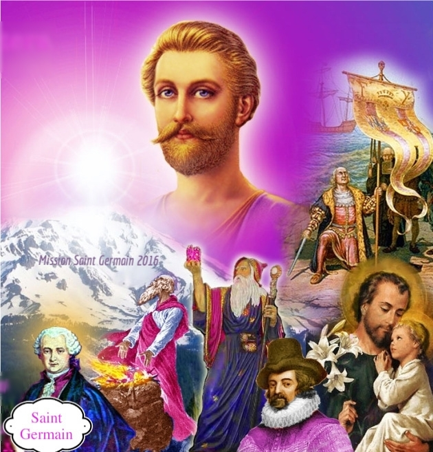 Dia de Saint Germain - 19 de março | Entrementes - Revista Digital