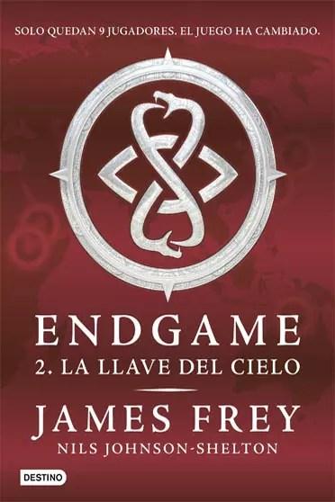 Endgame 2: La llave del cielo, de James Frey