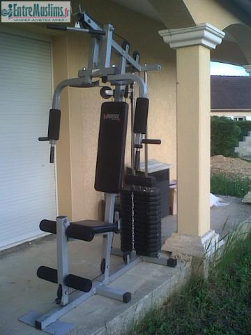 Banc De Musculation Energetics Multi Gym 700 EntreMuslimsfr