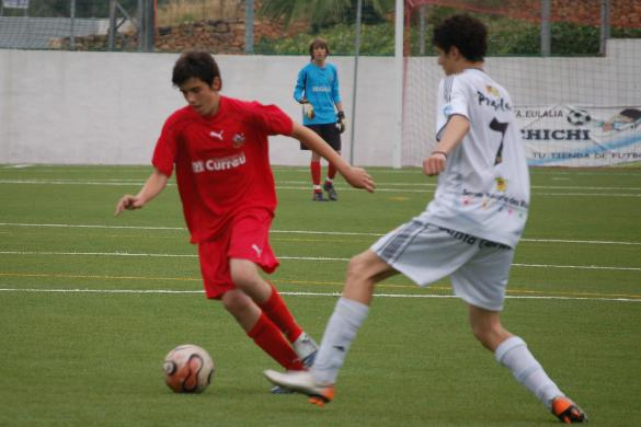 Pretemporada categoria Cadete