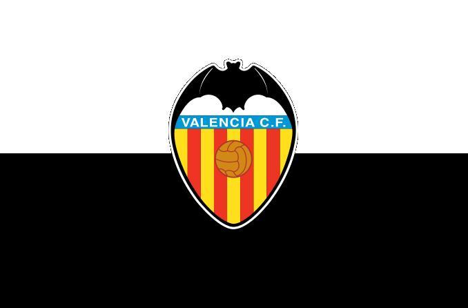 Ejercicios de entrenamiento del Cf. Valencia